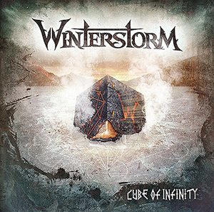 Cube of Infinity Album-Cover